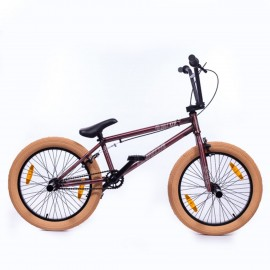 ВЕЛОСИПЕД BMX BANDA UGLY KID RAW COPPER