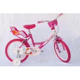 """Детски велосипед 14""""Dino 144R-WINX Велосипеди"""