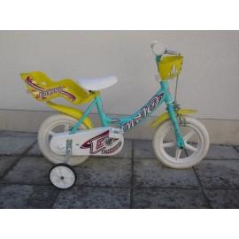 "Детски велосипед 12"" Dino 124RLN"