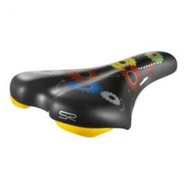 Детска седалка за велосипед Selle Royal Junior Slide Design Компоненти