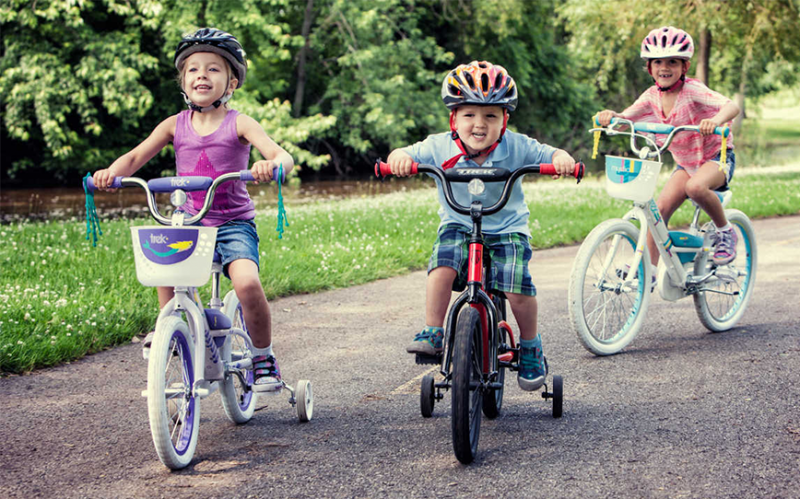 Как да изберем детски велосипед?
