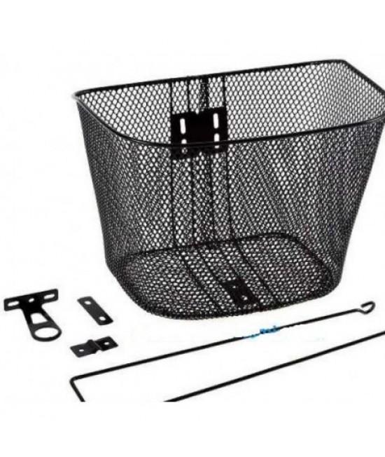 Метална кошница за велосипед