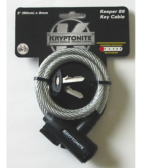 Катинар с ключ Kryptonite Keeper