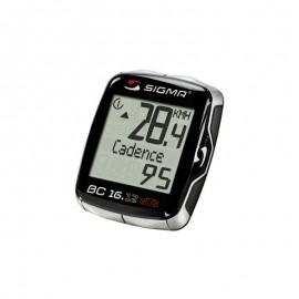 Велокомпюър Sigma Sport BC 16.12 STS CAD-безжичен+каданс Аксесоари