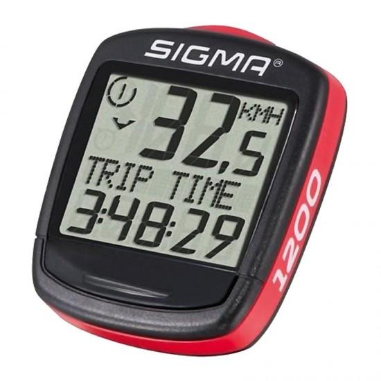 Велокомпютър Sigma Sport Base 1200 Аксесоари