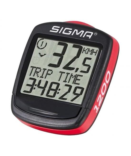 Велокомпютър Sigma Sport Base 1200
