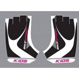 Детски ръкавици Bikesport Globle Mark Екипировка