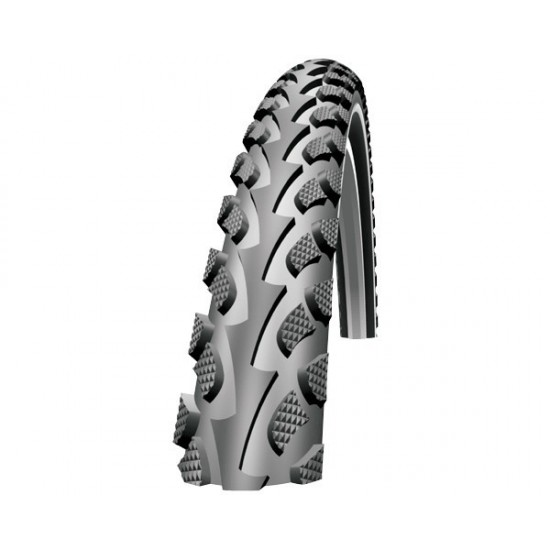 "Външна гума Schwalbe Land Cruiser Kevlar Guard 26x1.75"" Компоненти"
