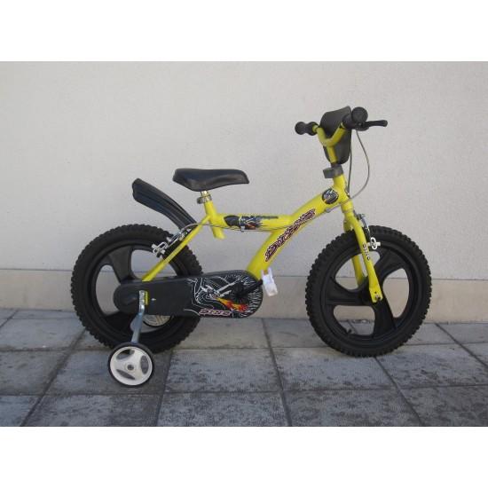 """Детски велосипид 16"""" Dino 163 GLN Велосипеди"""