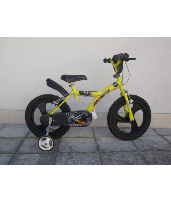 """Детски велосипид 16"""" Dino 163 GLN"""