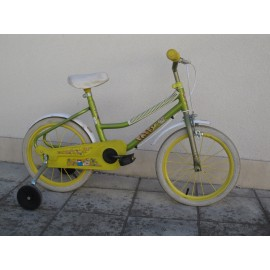 "Детски велосипед 16"" Dino Patty Велосипеди"