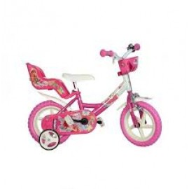 """Детски велосипед 12""""Dino 124RL-WINX Велосипеди"""