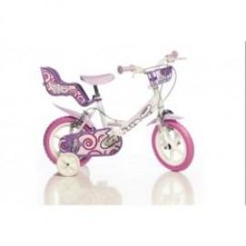 """Детски велосипед 12"""" Dino124RLN  Велосипеди"""