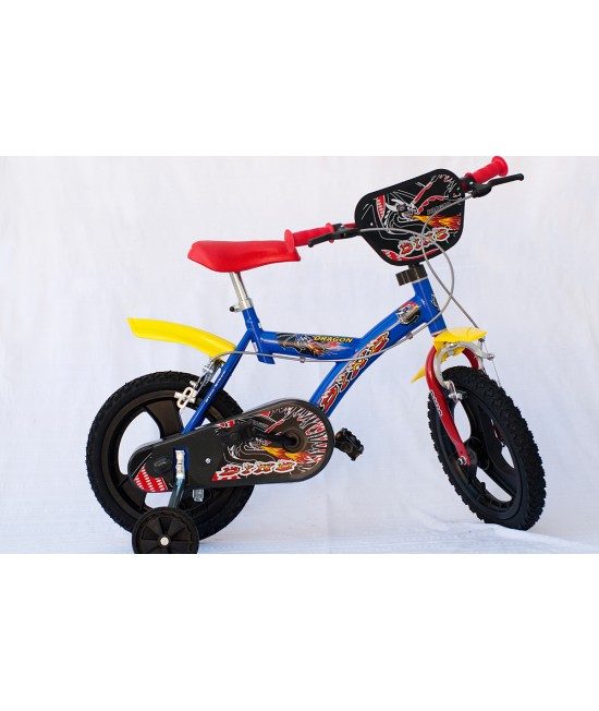 "Детски велосипед 14"" Dino 143 GLN"
