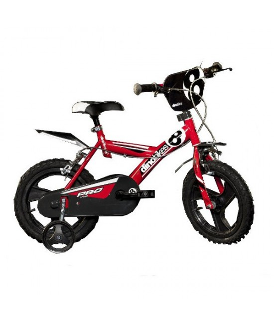 "Детски велосипед 16"" Dino 163 GLN-8"