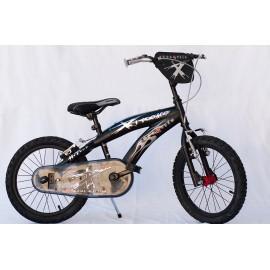 """Детски велосипед 16"""" Dino 165ХС- EXTREME Велосипеди"""