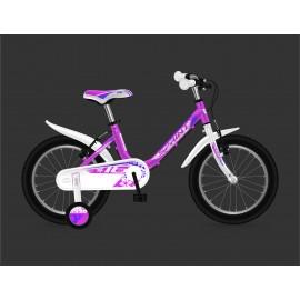 """Детски велосипед ALICE 16"""" 2017 Велосипеди"""