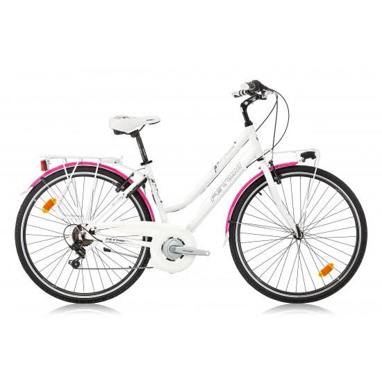 """Велосипед 28"""" FERRINI MILLIONERE 6V LADY 2015 Велосипеди"""
