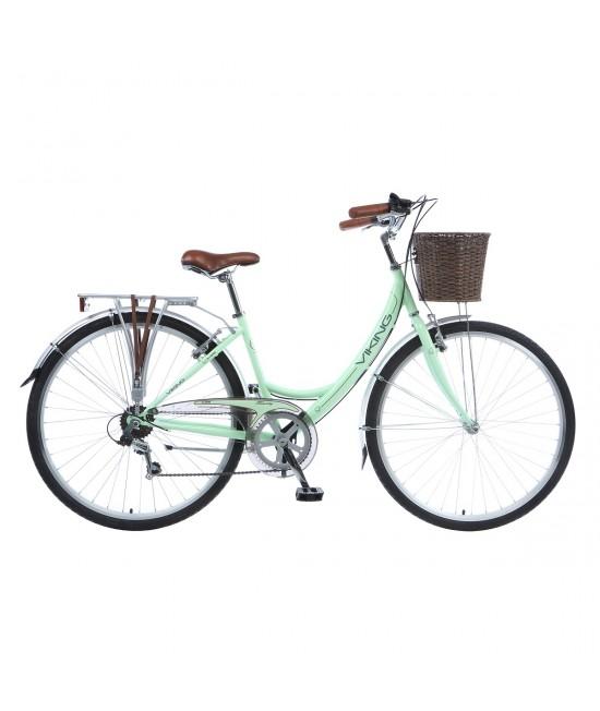 """Велосипед 28"""" VIKING Tuscany  Mint Green"""