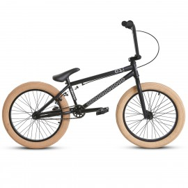 Велосипед Collective BMX C1 Black Велосипеди