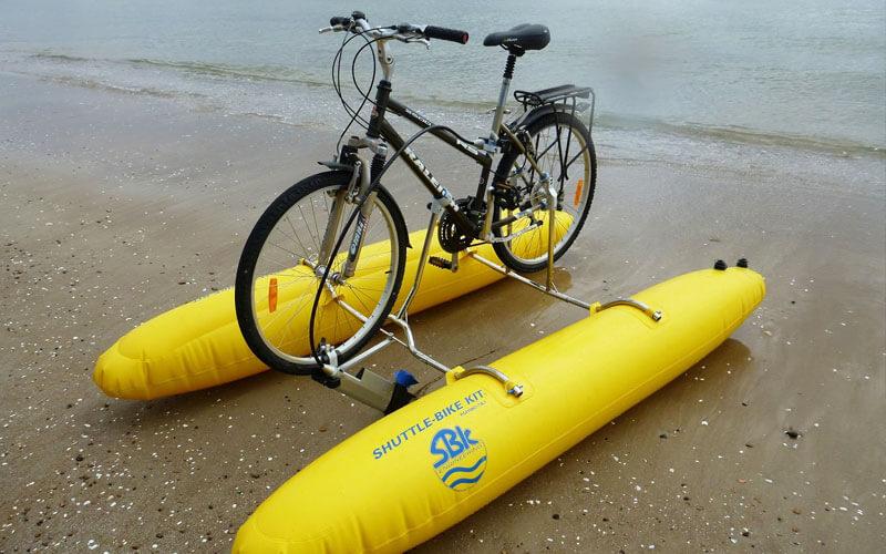 плаващите велосипеди