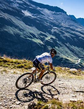 Калкулатор за планински велосипеди